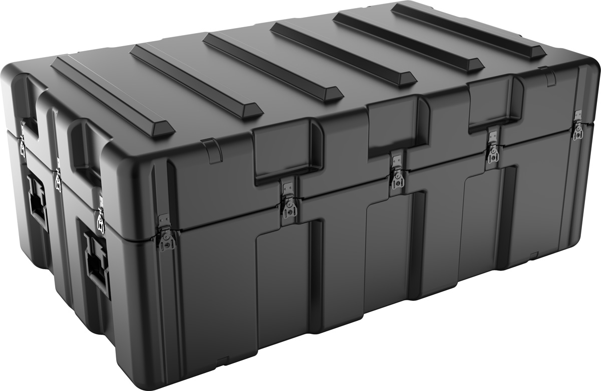pelican al5231-1407 blk single lid case