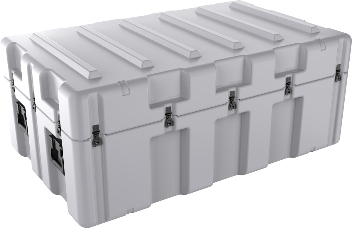 pelican al5231-1407 gry single lid case