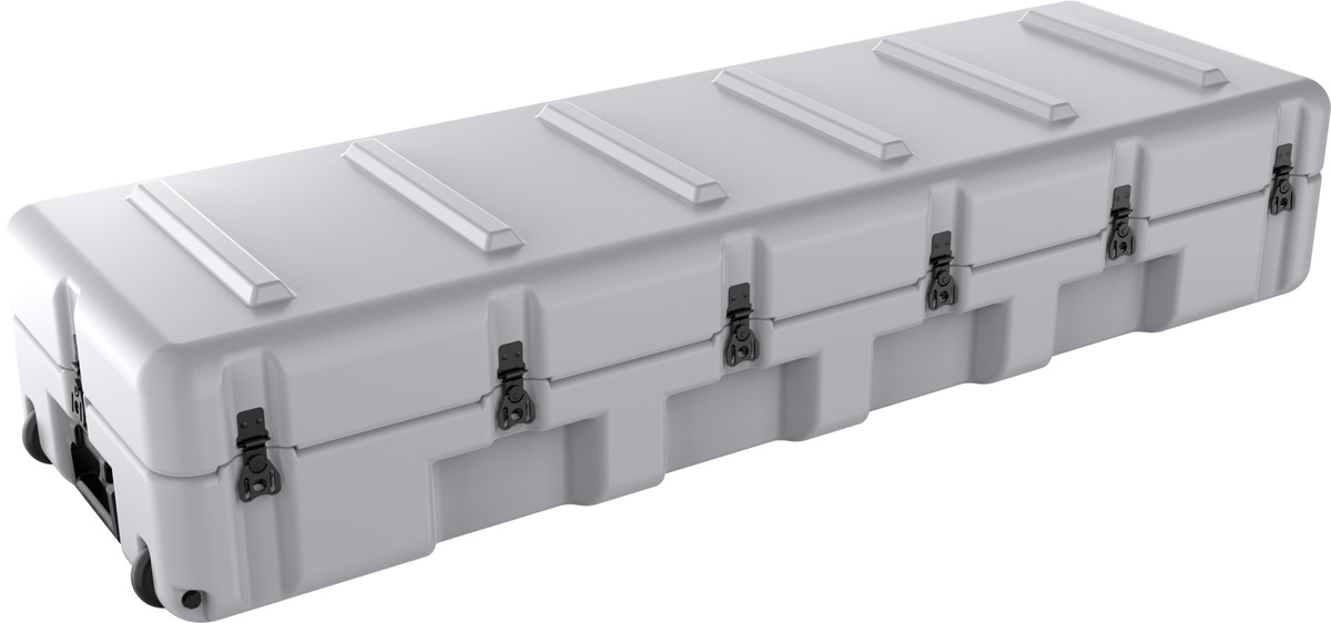 pelican al5415-0504 gry single lid case