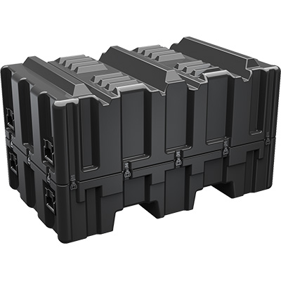 pelican al5733- 0916 single lid case