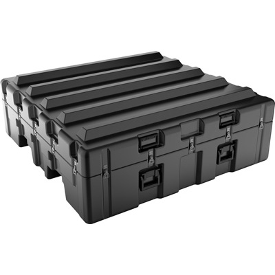 pelican al5757-0806 blk single lid case