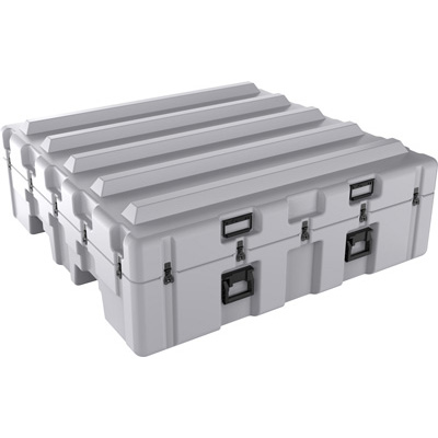pelican al5757-0806 gry single lid case