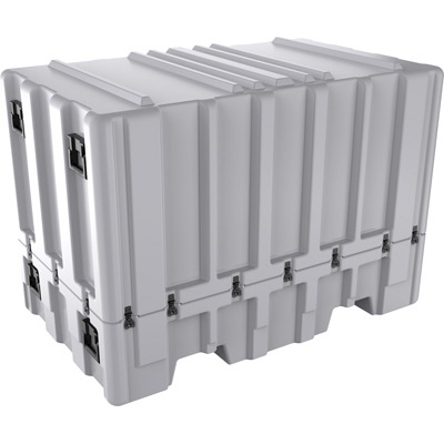 pelican al5834 1028 gry single lid case