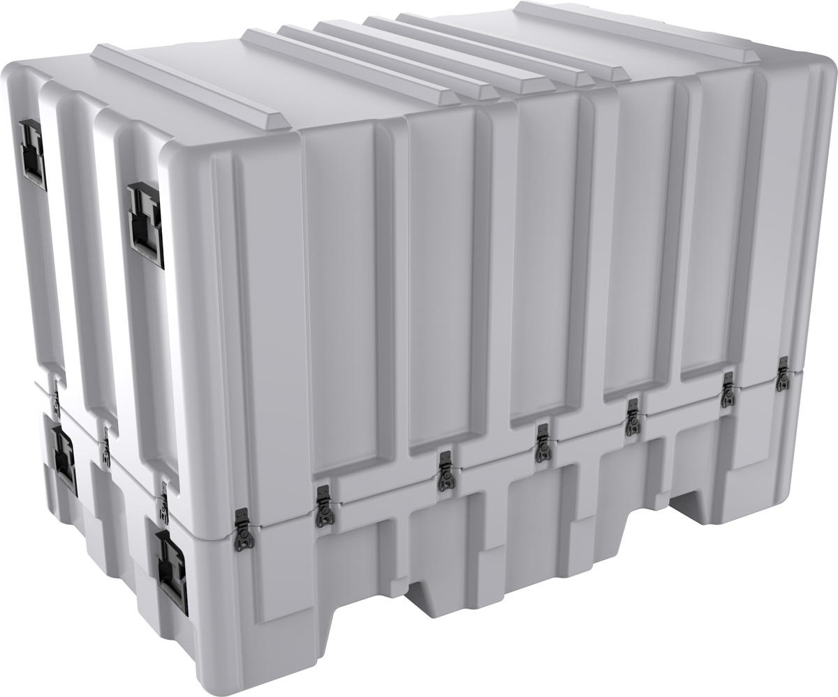 pelican al5834-1028 gry single lid case