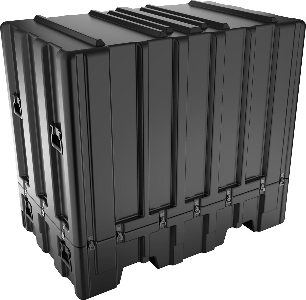 pelican al5834-1040 blk single lid case