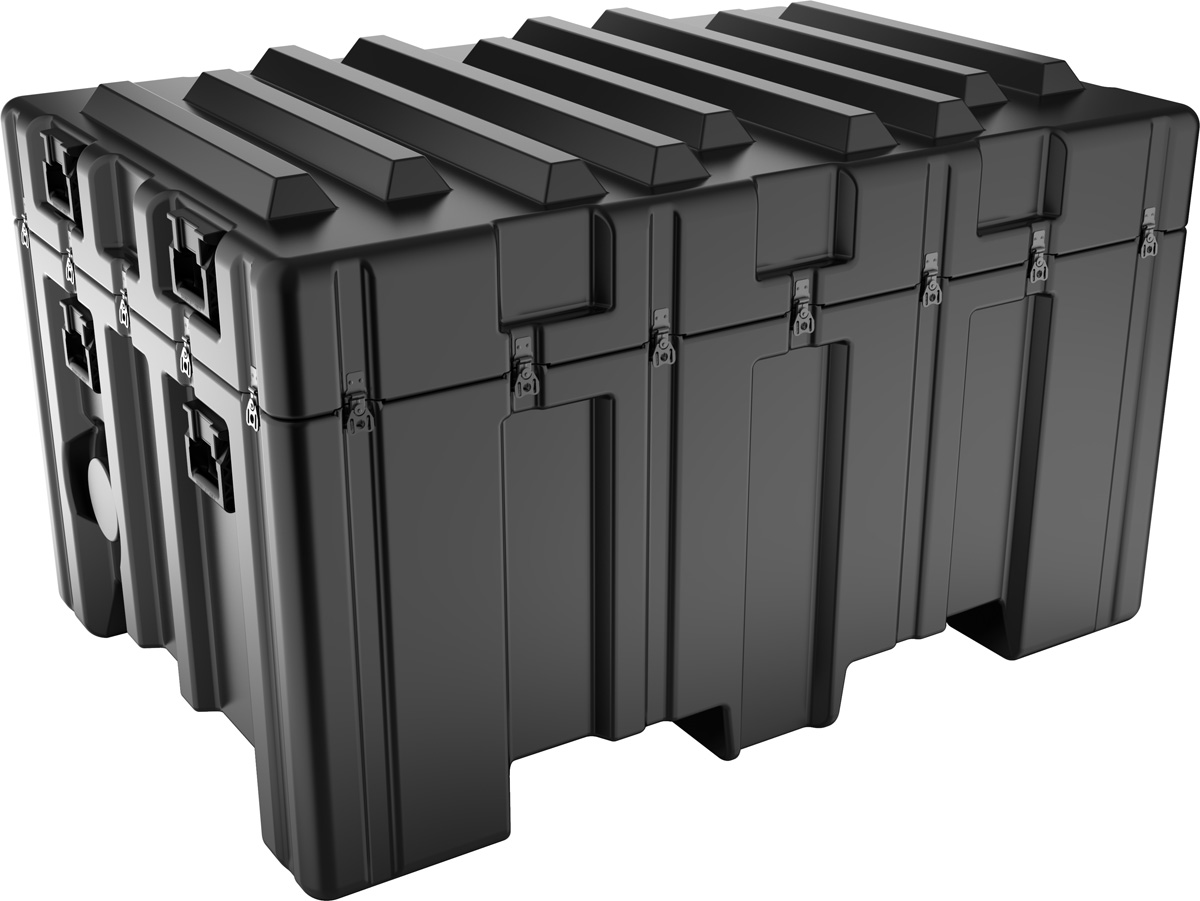pelican al6242-2408 blk single lid case