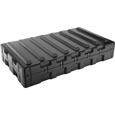 pelican al6638-0605 blk single lid case