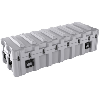 pelican al6821-1105 gry single lid case