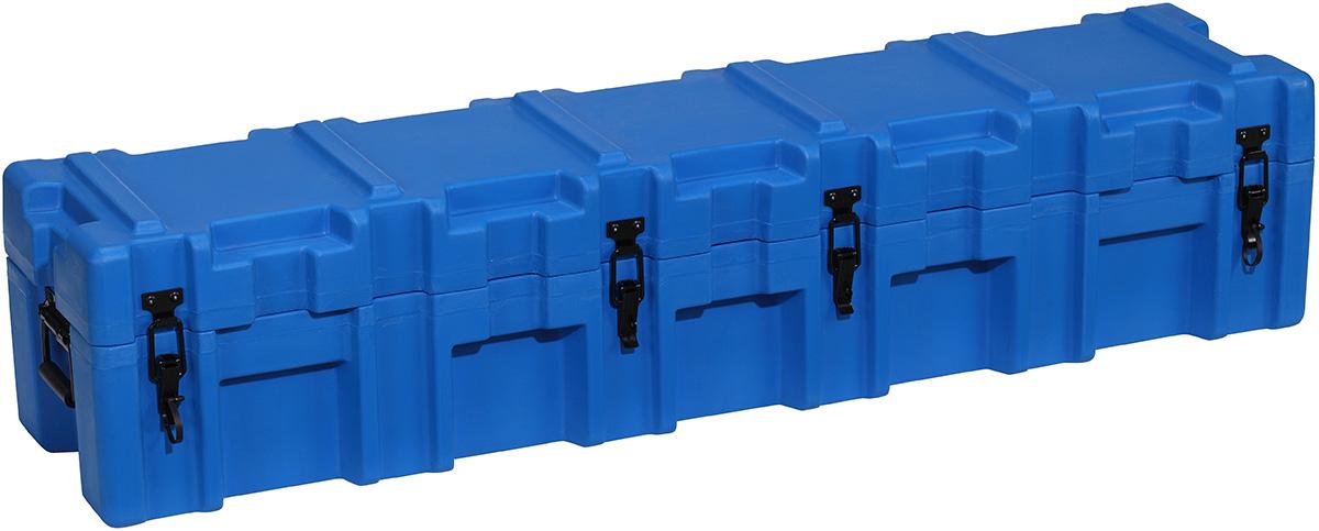 pelican bg140032032 spacecase hard military rifle case