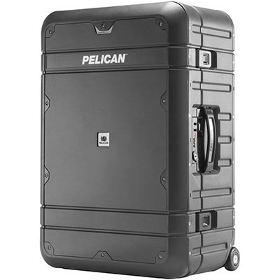 buy pelican elite luggage ba27 el27 shop best strongest rolling suitcase