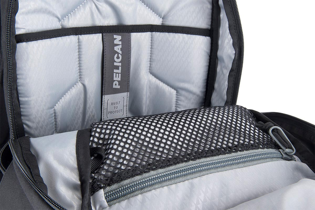 pelican backpack protective laptop sleeve