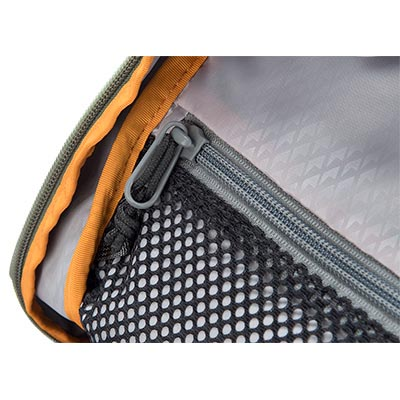 pelican travel backpack zipper pockets