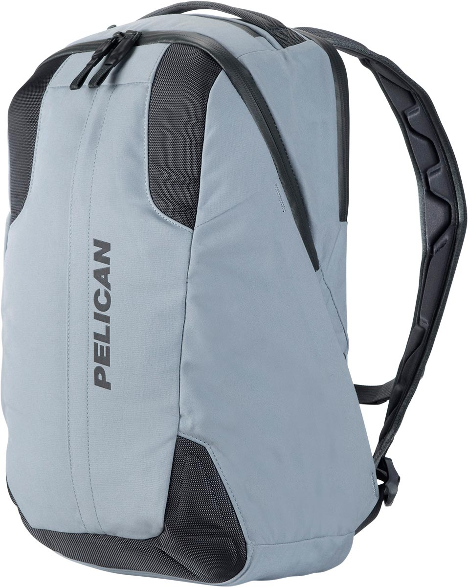 pelican grey commuter laptop backpack