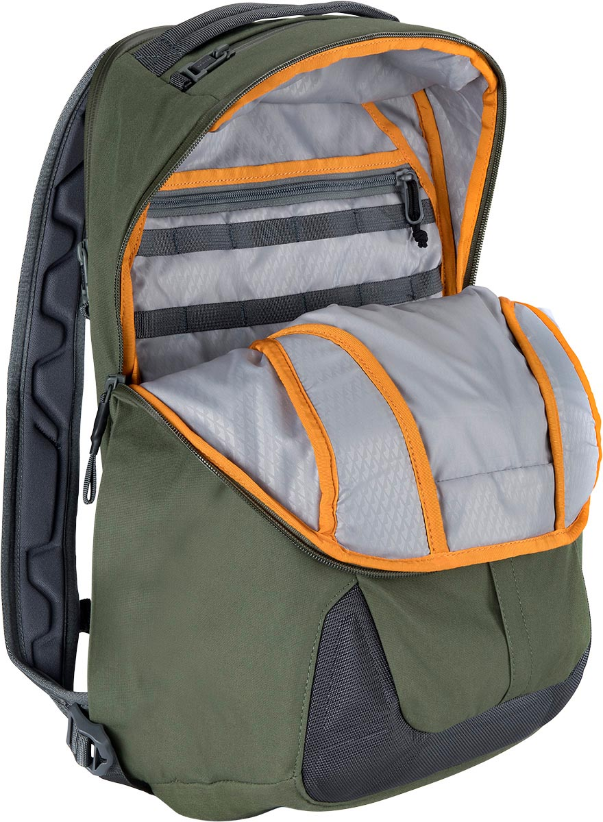 pelican mpb25 green laptop book bag
