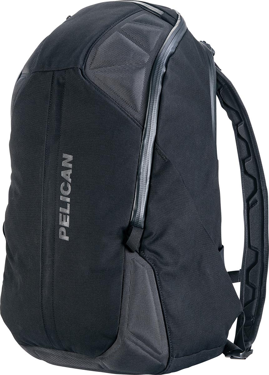 shop pelican backpack mpb35 buy black rucksack