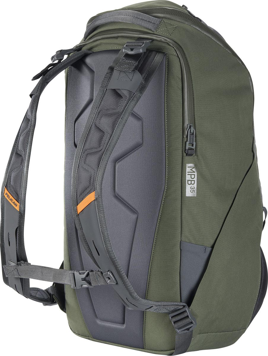 shop pelican backpack mpb35 buy green