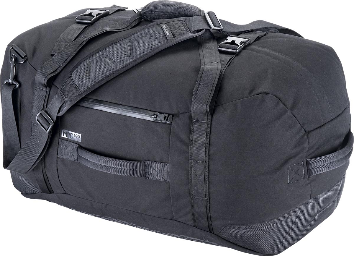 pelican black duffel bag mobile protect