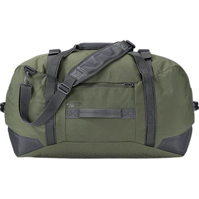 pelican green duffel soft luggage travel bag
