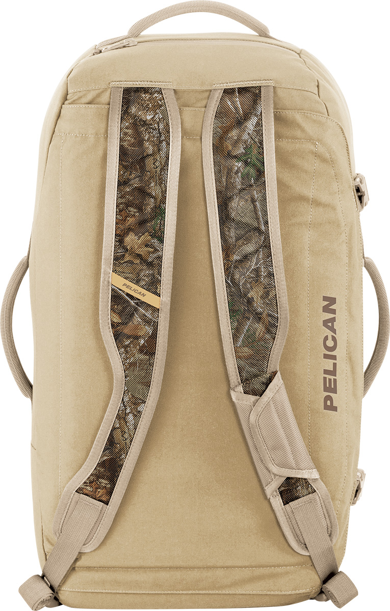 pelican realtree camouflage duffel bag