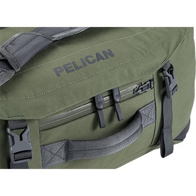 pelican soft luggage travel bag carry on