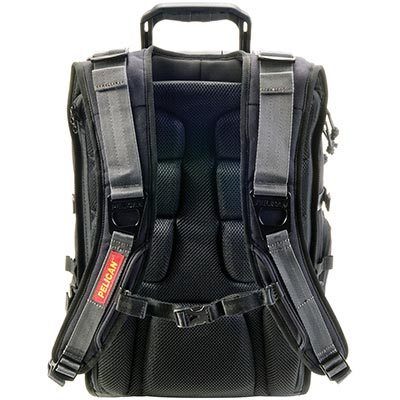 pelican hard laptop padded back pack bag