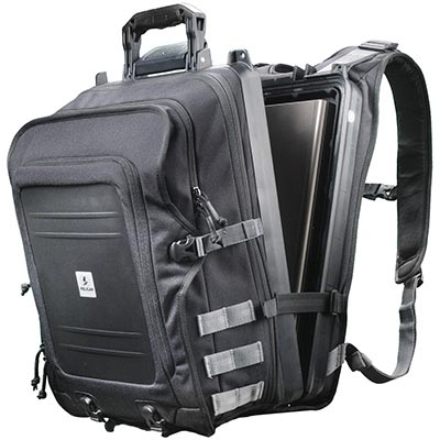 shopping pelican backpack u100 waterproof laptop bag