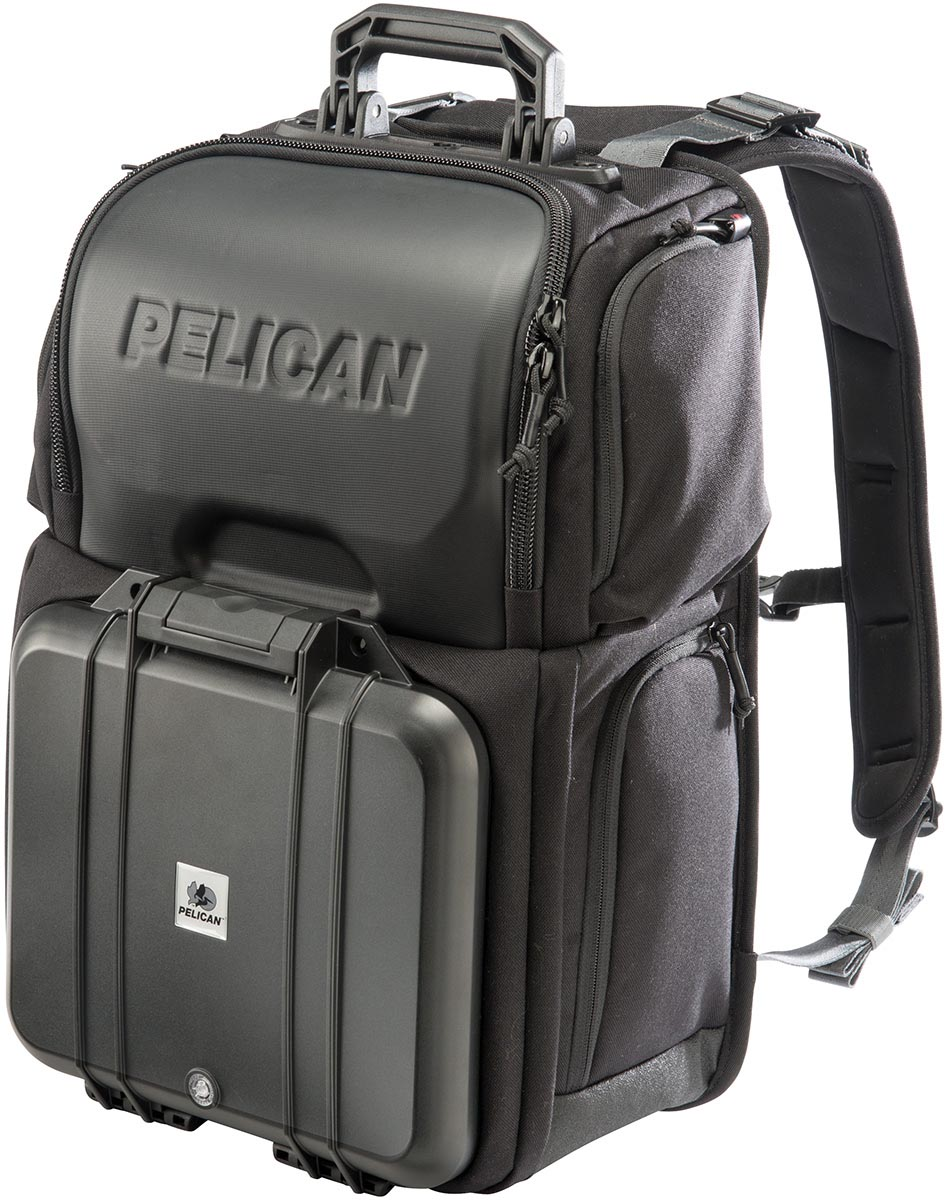 shopping pelican backpack u160 camera padded bag usa made