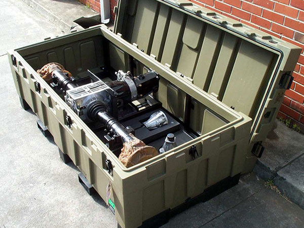 Pelican automotive pasrts custom cases
