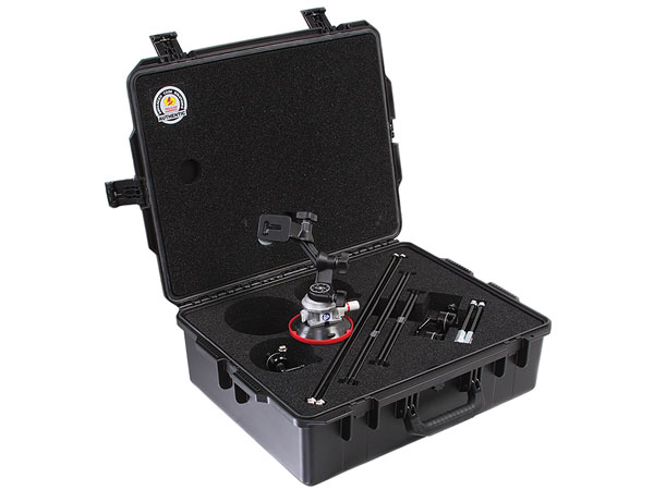 Pelican custom drone case foam