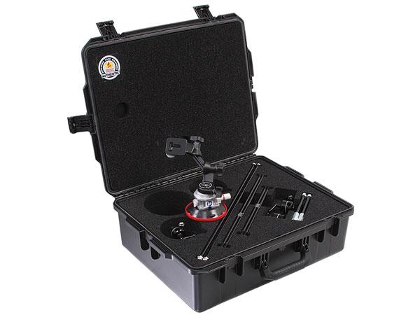 Pelican custom drone case foam