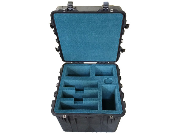 Pelican Custom Foam and Custom Cases