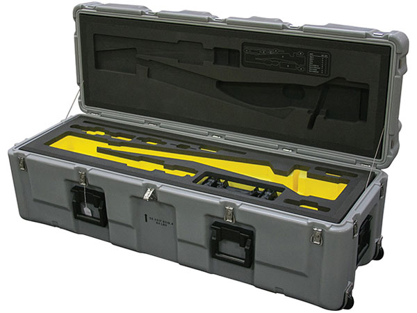 Pelican Single Lid Custom Case and Military Cases