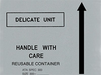 Pelican customized case labels