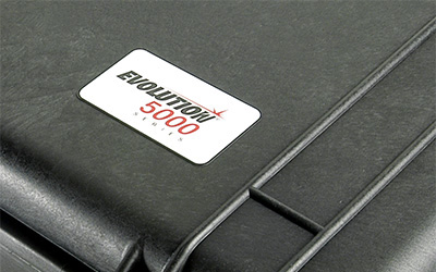 pelican custom case log labels
