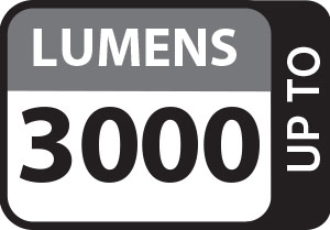 Pelican 9600 light lumens runtime