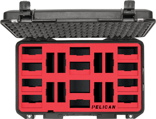 pelican dji matrice 200 series drone battery case