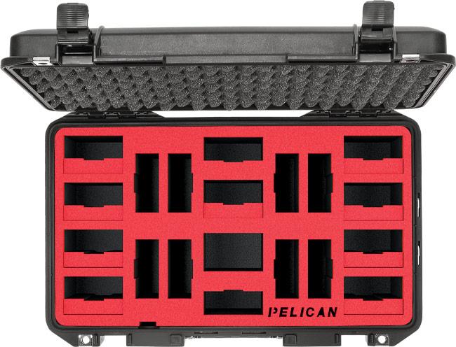 pelican dji matrice 200 series drone battery case