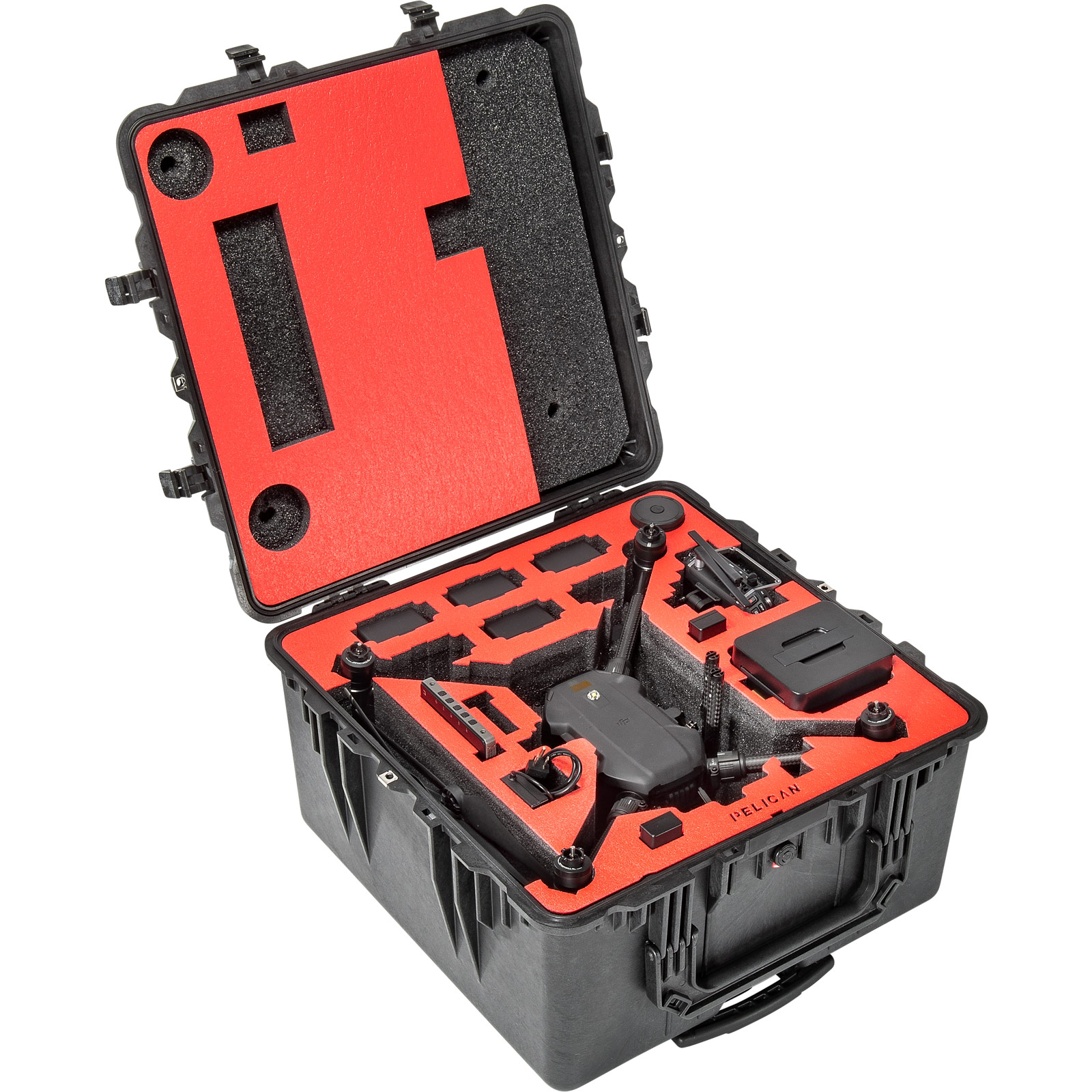 pelican matrice 200 hard drone cases