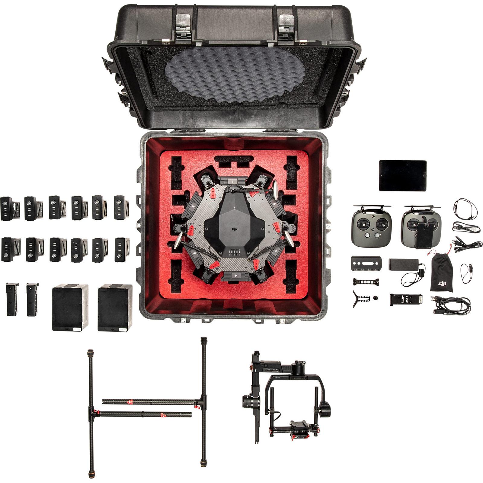 pelcian matrice 600 drone professional hard case