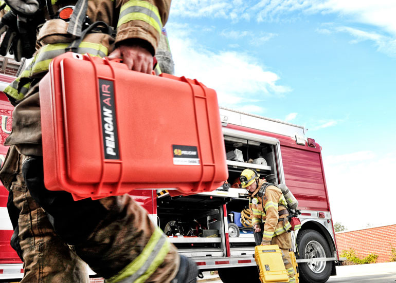 pelican ems cases fire air case