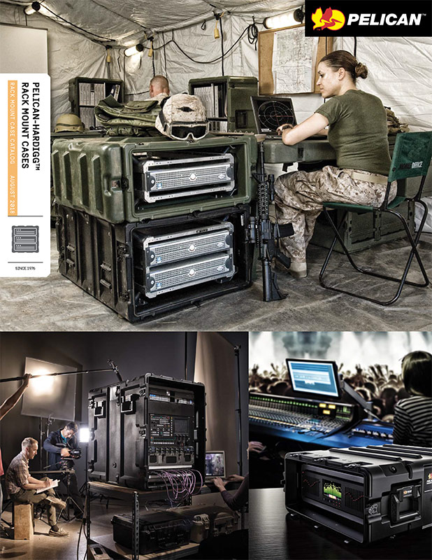 pelican hardigg rack mount cases catalog