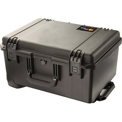 travel rolling police equipment case