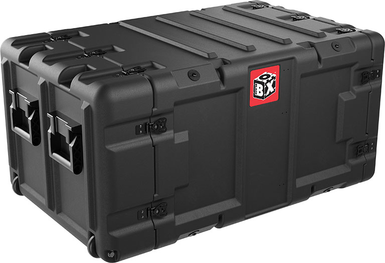 pelican blackbox light duty rack mount case