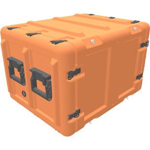 pelican min macrack medium duty rack mount case