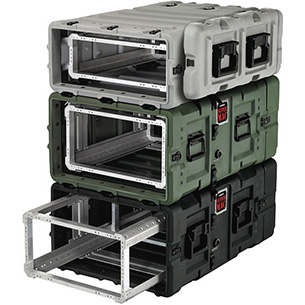 pelican supermac medium/heavy duty rack mount case