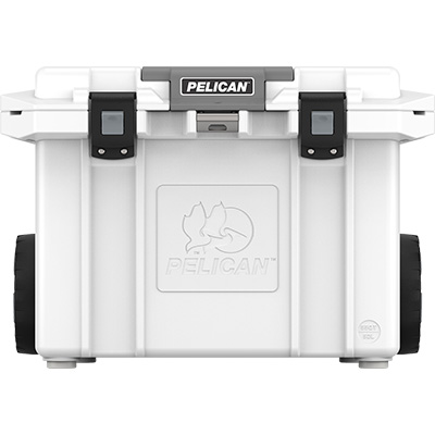 pelican 55qt tailgate wheeled cooler