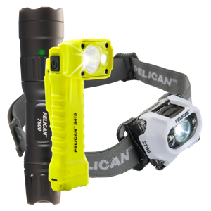 Pelican lights warranty